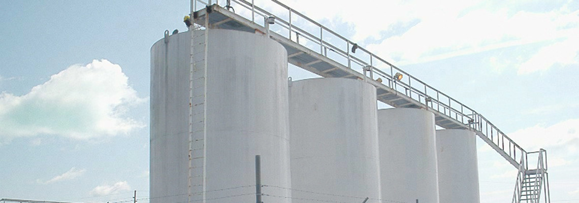 Petroleum and Chemical Storage Tank Inspections