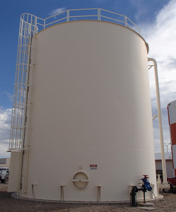 Water Tank Inspections